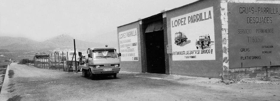López Parrilla SL